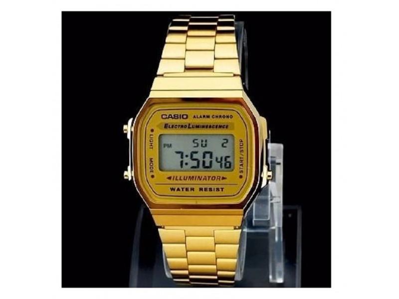 07f6f932163d Reloj Casio Dorado Retro Clasico 100% Original  Reloj Casio Dorado ...