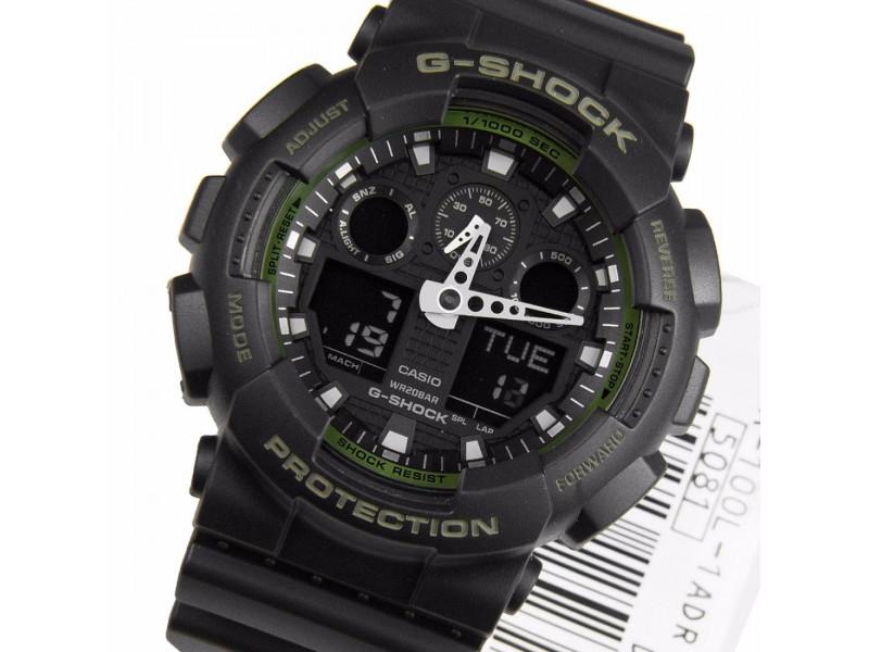 40c7493a1e9d Reloj Casio Hombre G-shock Ga 100l-1a Original Garantía  RCH73