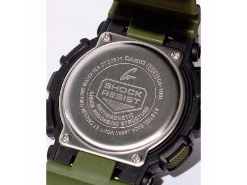 Imagen Reloj Casio Hombre G-shock Ga 100l-1a Original Garantía 3 85135ff58385