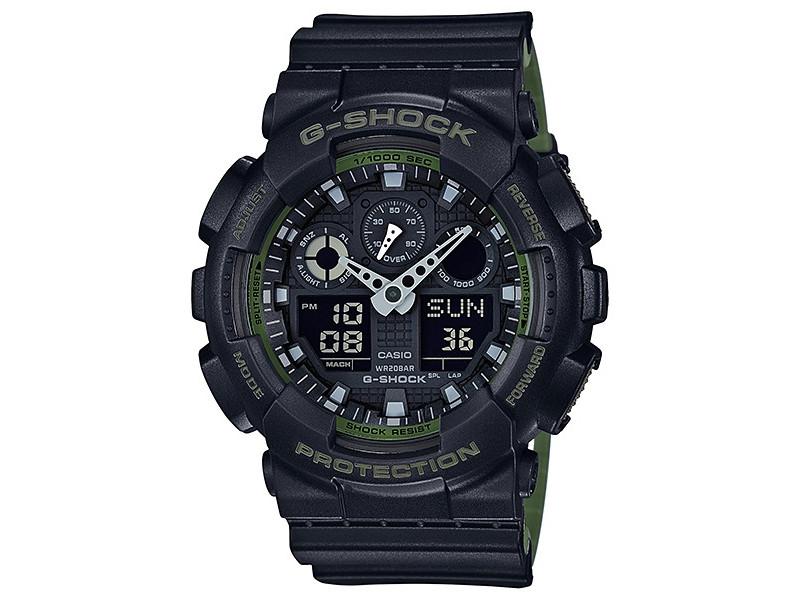 a8feeba8517d Imagen Reloj Casio Hombre G-shock Ga 100l-1a Original Garantía 4