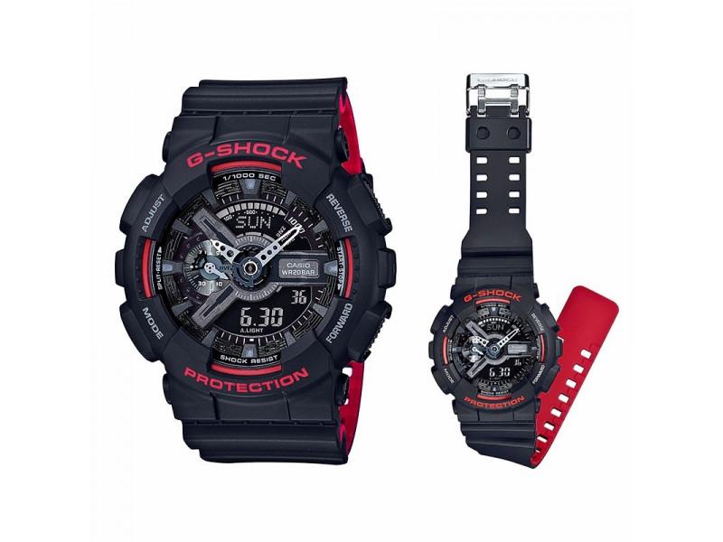 Imagen Reloj Casio Hombre G-shock Ga 110hr Original Garantía 2 Año 2 33dbc07bbbbb