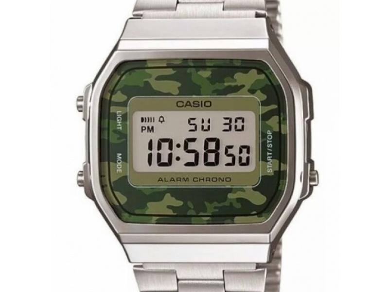 9594fce92827 Reloj Casio Retro A168wec  A168wec