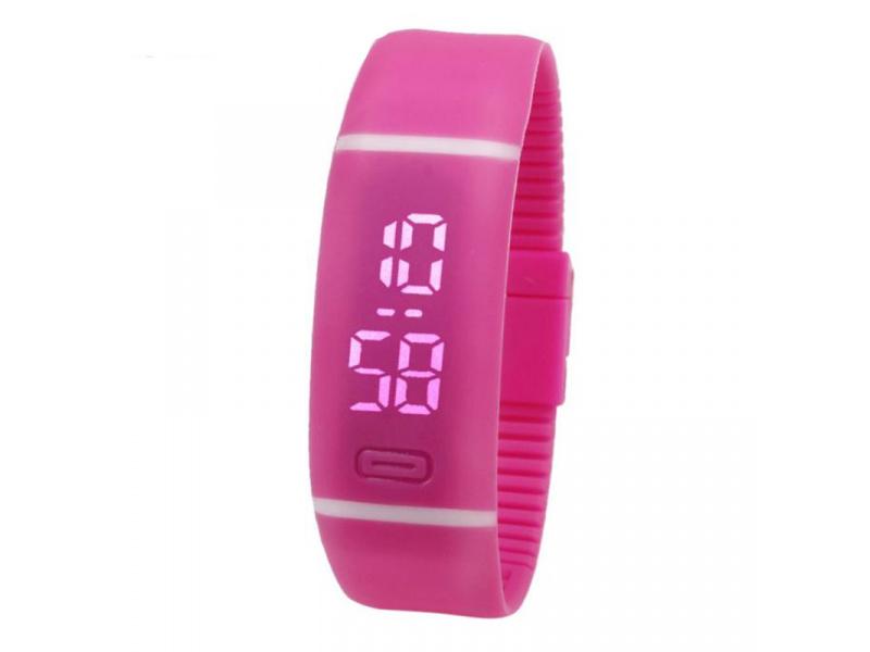 38dc0900357e Reloj Digital Deportivo Mujer Silicona Vot6  PS1892 Compra con ...