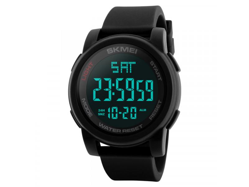 2ba30a2584d8 Reloj Digital Hombre 50m Led Alarma SKMEI 1257 Negro  PS942 Compra ...