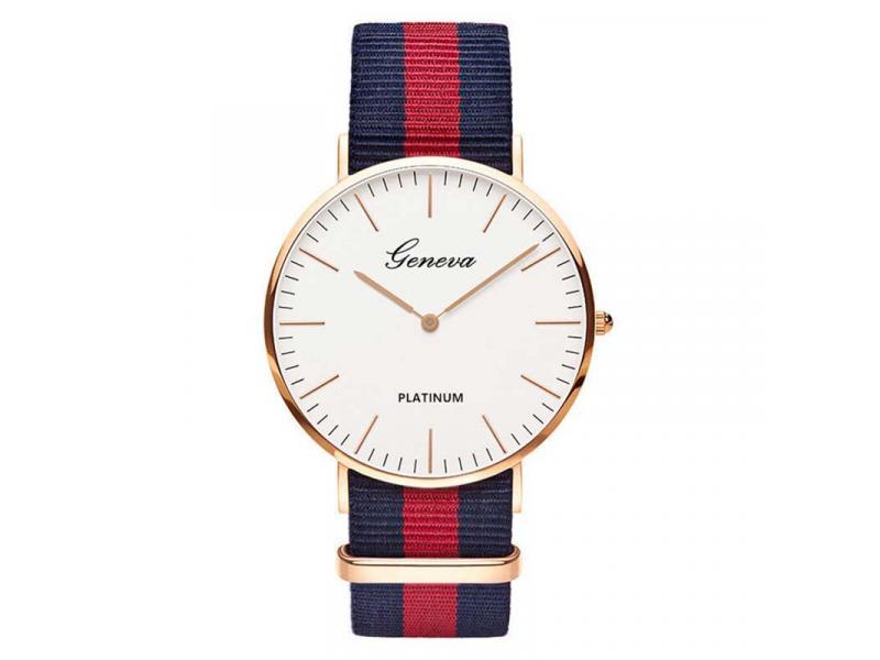 d73e394d49ef Reloj Mujeres Cuarzo Pulso Nylon 1036 Casual Multicolor  PS2720 ...