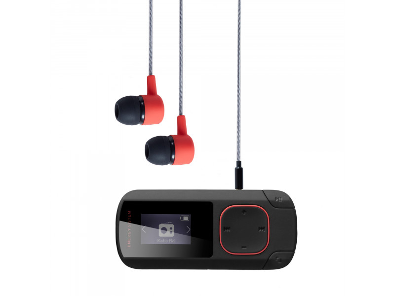 Imagen Reproductor MP3 Clip Bluetooth Energy Coral 2