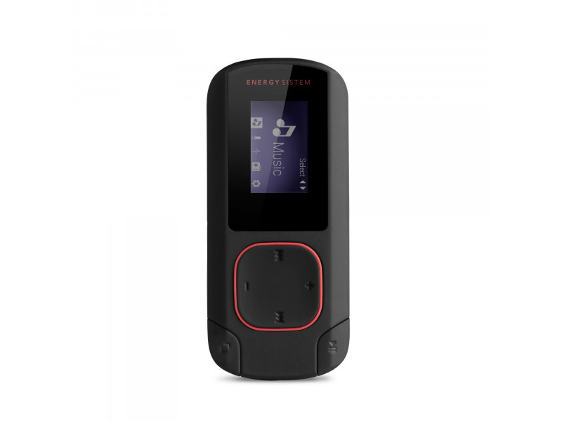 Imagen Reproductor MP3 Clip Bluetooth Energy Coral 3