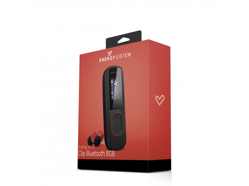Imagen Reproductor MP3 Clip Bluetooth Energy Coral 6