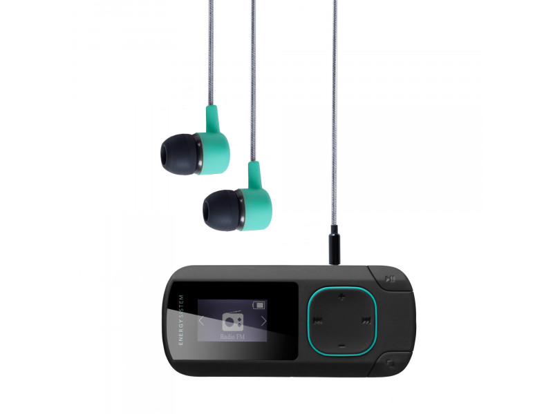 Imagen Reproductor MP3 Clip Bluetooth Energy Mint 2