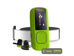 Imagen Reproductor MP3 Clip Sport Bluetooth Greenstone