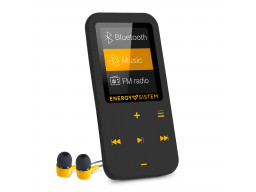 Imagen Reproductor MP4 Touch Bluetooth Amber
