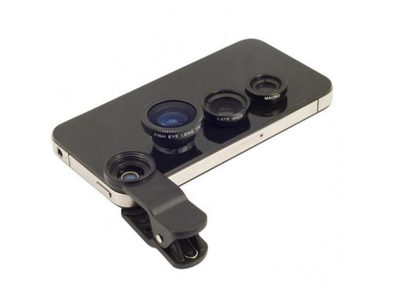 61600112bb0 Set Lentes Ojo de Pez Telefonos Moviles: PS1039 Compra con Seguridad ...