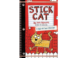 Imagen Stick Cat - A tail of two kitties