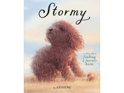 Imagen Stormy: A Story About Finding a Forever Home