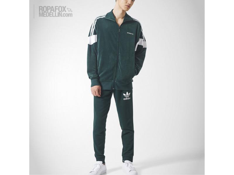 Greenwhite Originals Stripes 3 4531 Adidas Sudadera Ref zqAITT