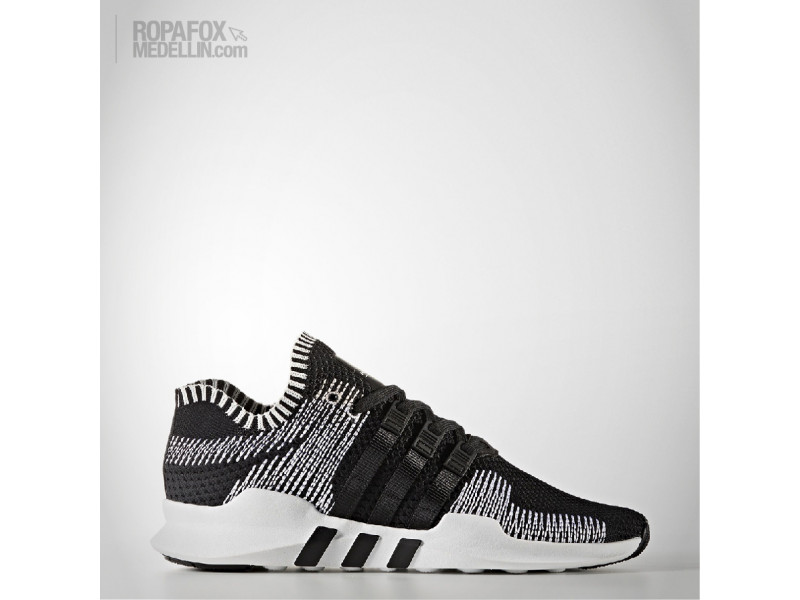 Imagen Tenis Adidas Originals Eqt Support Adv Primeknit Black/White 1