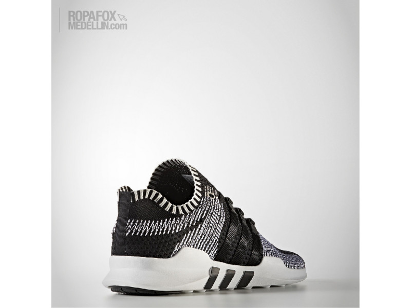Imagen Tenis Adidas Originals Eqt Support Adv Primeknit Black/White 5
