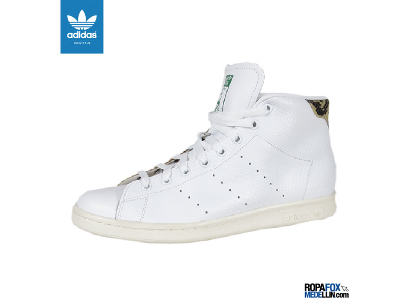 b3ed01f67318 Tenis Adidas Originals Stan Smith Mid  Tenis REF 0891