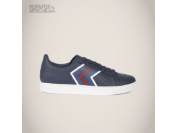 Imagen Tenis Armani Exchange Blue/Red