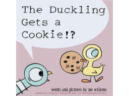 Imagen The Duckling Gets a Cookie!?