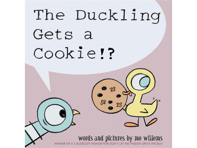 Imagen The Duckling Gets a Cookie!? 1