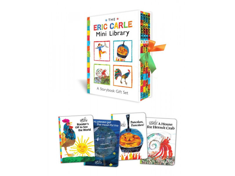 Imagen The Eric Carle Mini Library- A Storybook Gift Set 1