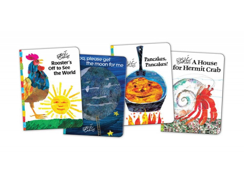 Imagen The Eric Carle Mini Library- A Storybook Gift Set 2