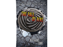 Imagen The Fall of Five (Book 4 - Lorien Legacies)