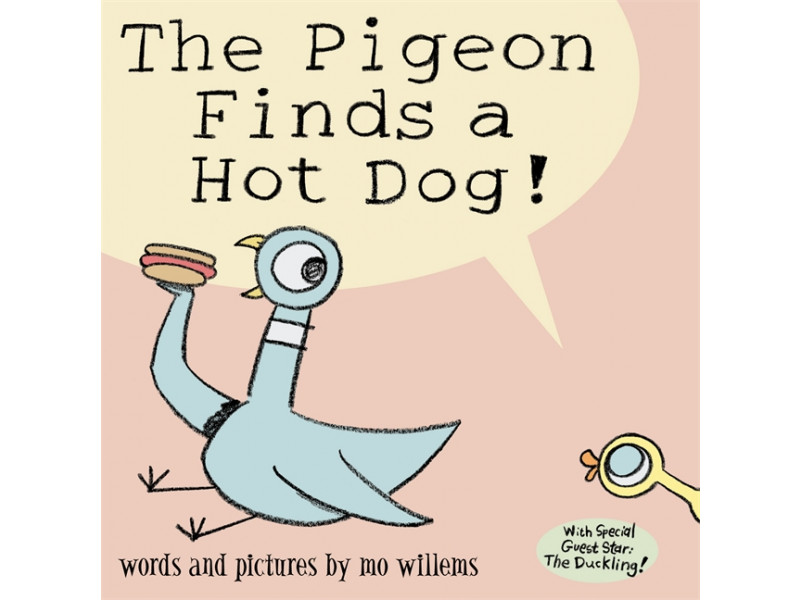 Imagen The Pigeon Finds a Hot Dog! 1