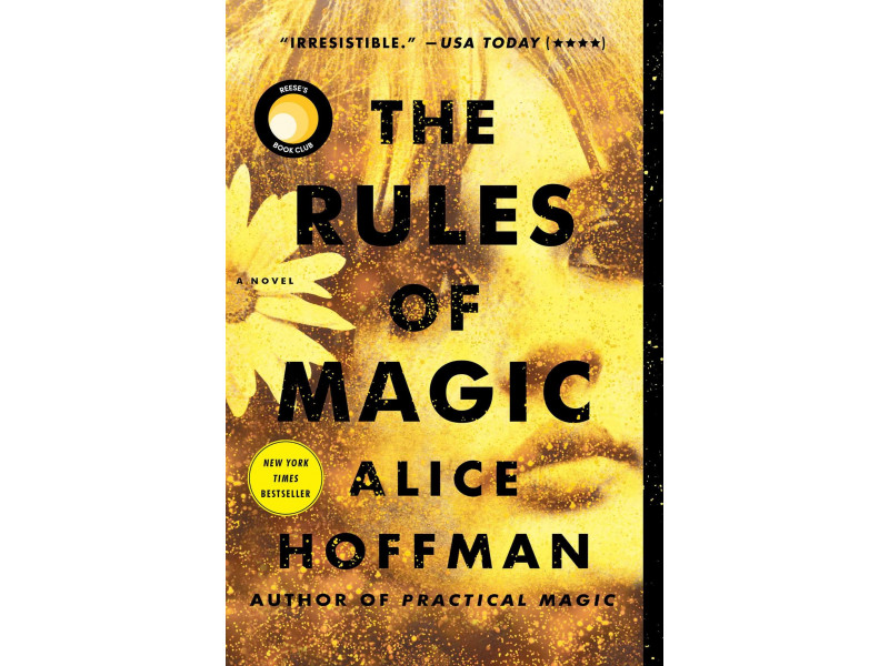 Imagen The Rules of Magic: A Novel (The Practical Magic Series #1) 1