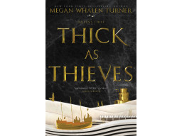 Imagen Thick as Thieves - Queen's Thief Series Volume 5