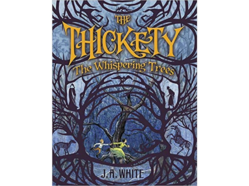 Imagen Thickety #2: The Whispering Trees, The 1