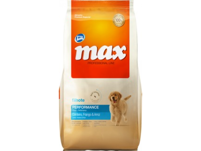 Imagen TOTAL MAX PERFORMANCE CACHORROS 1