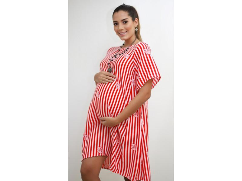 08a548b5e Vestido materno Plenitud: VM02 9 Meses