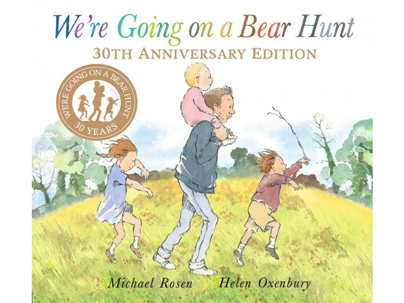 Imagen We're Going on a Bear Hunt 30th Anniversary Edition 1