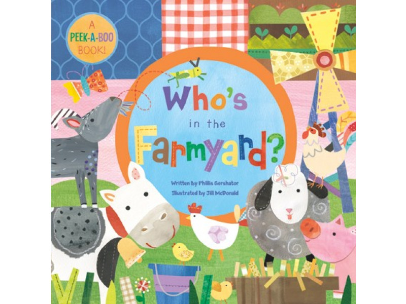 Imagen Who's in the Farmyard? 1