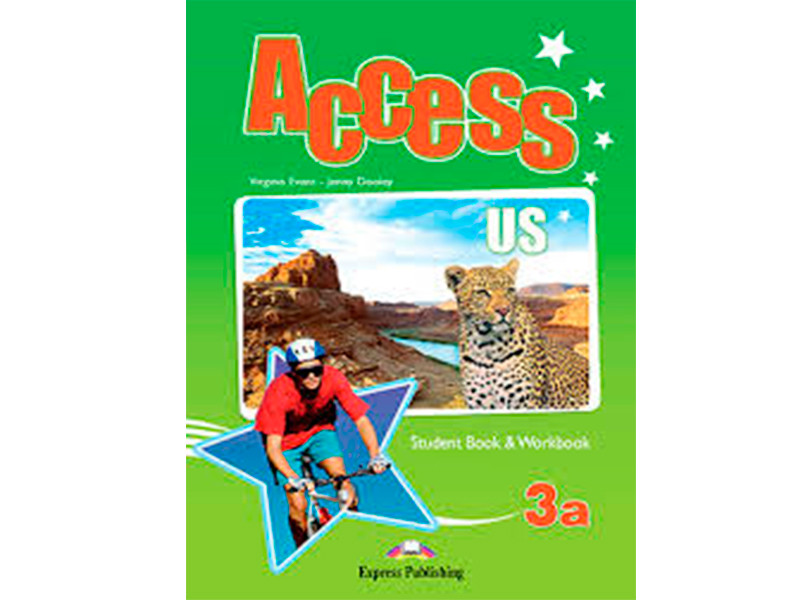ImagenAccess Us 3a Student Book & Workbook