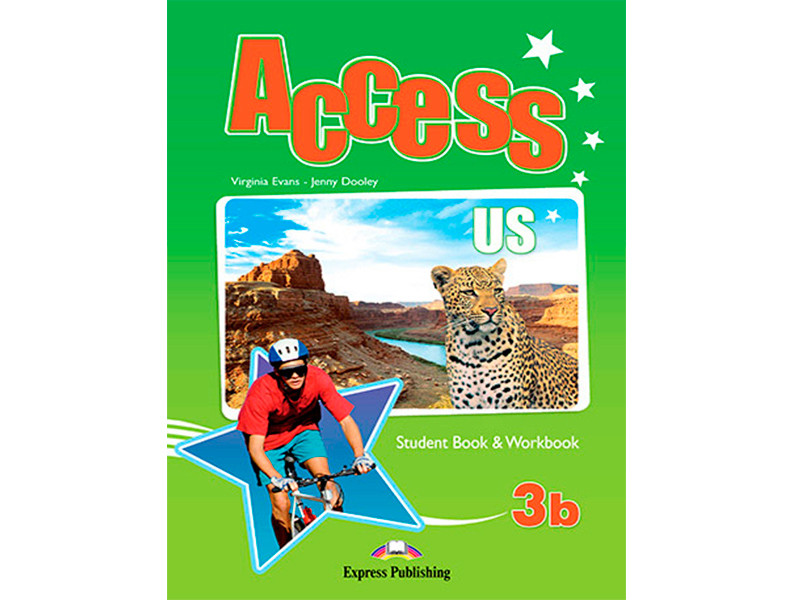 ImagenAccess Us 3b Student Book & Workbook