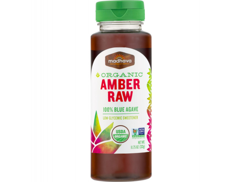 Imagen Agave Amber Raw 1
