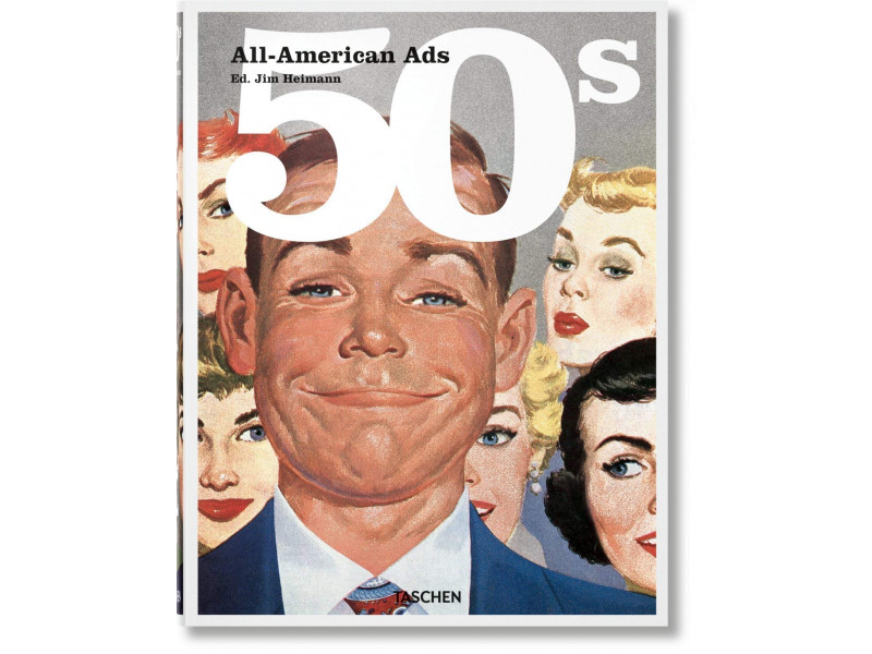Imagen All-American Ads of the 50s 1