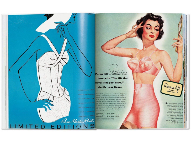 Imagen All-American Ads of the 50s 2