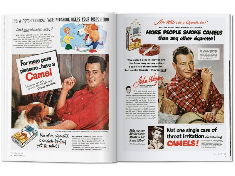 Imagen All-American Ads of the 50s 3