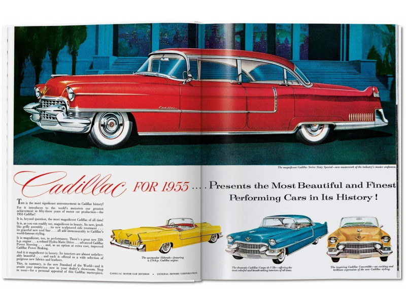 Imagen All-American Ads of the 50s 4