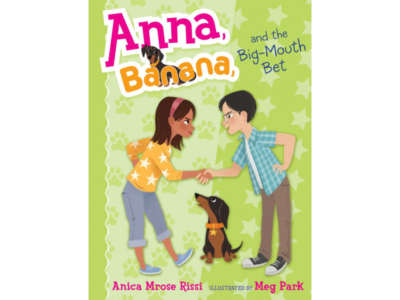 Imagen Anna, Banana, and the Big-Mouth Bet - Book 3 1