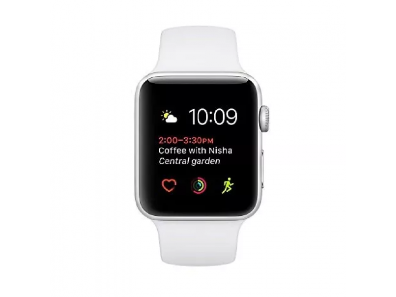 Imagen Apple Watch Series 2, 42mm Blanco 2