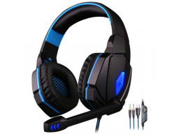 Imagen Audifono Diadema Gamer Kotion Each G4000 Usb + 3.5 Mm