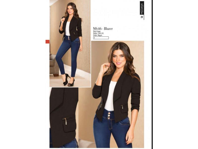 diseño superior muy genial Venta de liquidación Blazer chaqueta formal de mujer