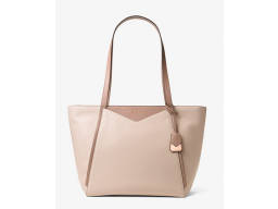 Imagen bolso michael Kors Whitney Large Leather Tote