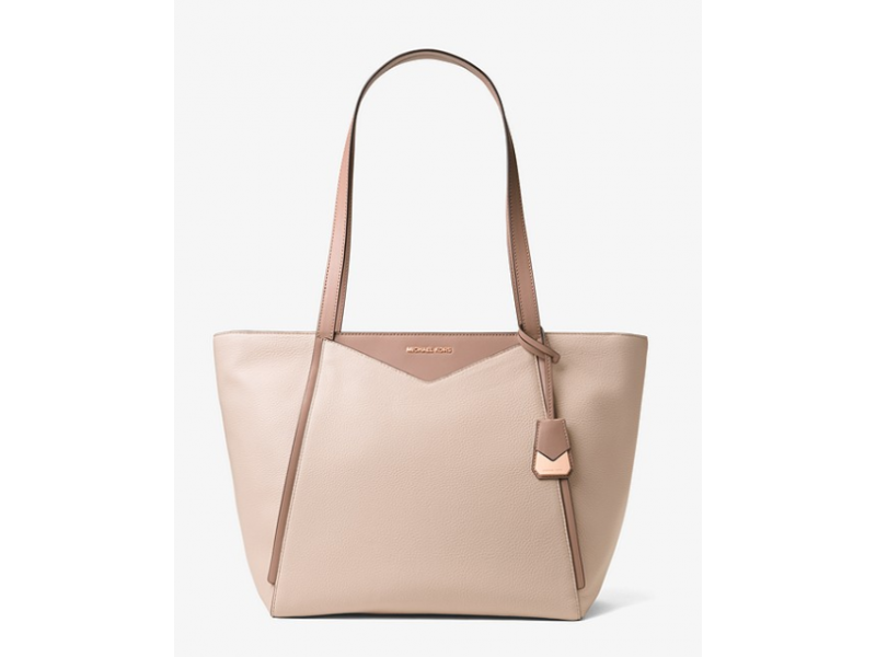 Imagen bolso michael Kors Whitney Large Leather Tote 1