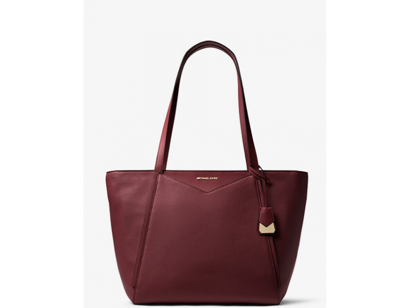 Imagen bolso michael Kors Whitney Large Leather Tote 4